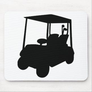 Golf Cart Mouse Pad