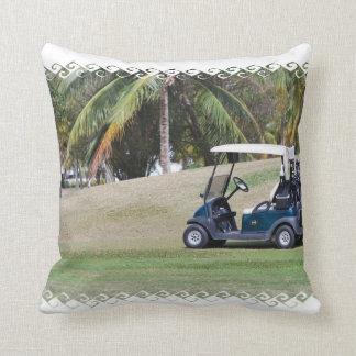 Golf Cart Pillow