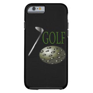 Golf Tough iPhone 6 Case
