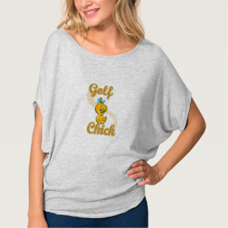 Golf  Chick T-Shirt