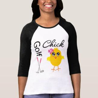 Golf Chick Tee Shirt