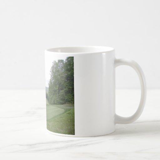 Golf Classic White Coffee Mug