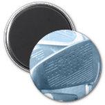 Golf Club Collage Magnet Fridge Magnets