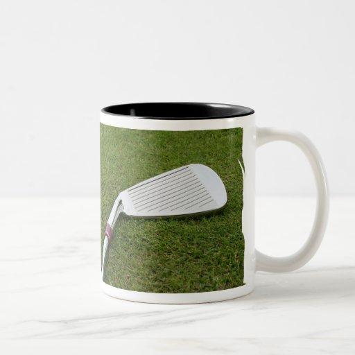 Golf Club Design Coffee Mug