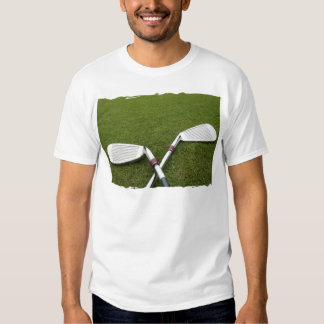 Golf Club Design Men's T-Shirt