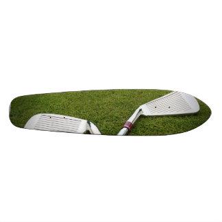 Golf Club Design Skate Board