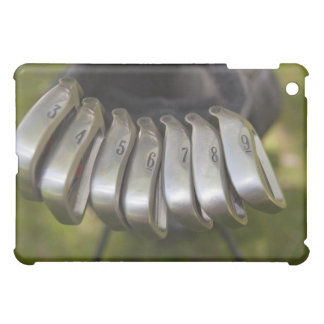 Golf club heads in a bag. Three through nine Case For The iPad Mini