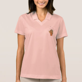 GOLF CLUB PATENT 1953 - Polo shirt