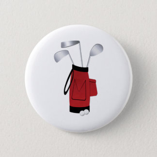 Golf Clubs and Bag Button