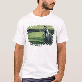 Golf clubs and golf bag T-Shirt