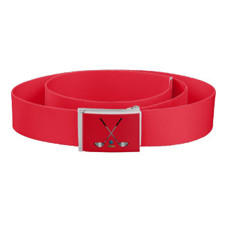 GOLF Clubs- Golf Game for Life Red Belt