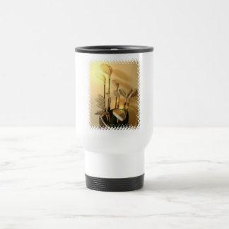Golf Clubs Travel Mug