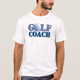 Golf Coach T-Shirt