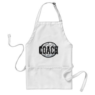 Golf Coach T-shirts and Gifts. Aprons