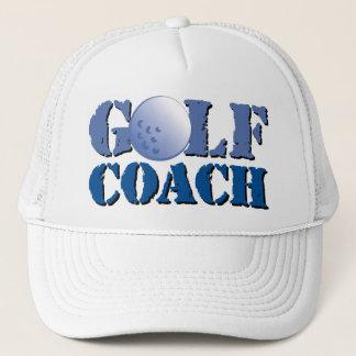 Golf Coach Trucker Hat
