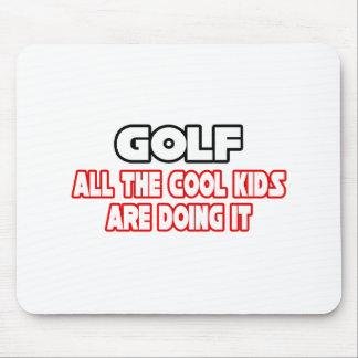 Golf...Cool Kids Mouse Mats