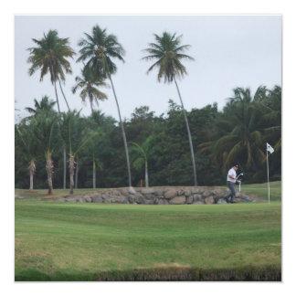 Golf Country Club Invitations