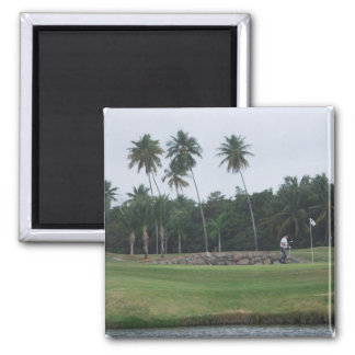 Golf Country Club Magnet Magnets