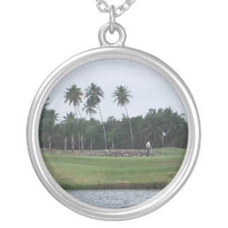 Golf Country Club Necklace