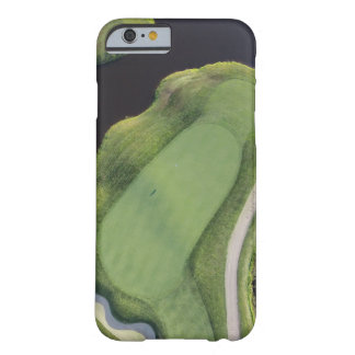 Golf Course - Aerial View of Green Barely There iPhone 6 Case