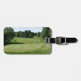 Golf Course Bag Tag