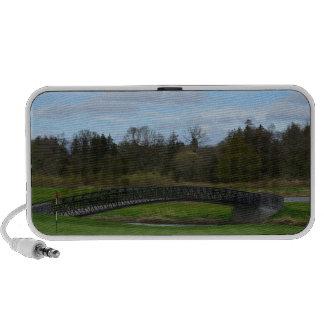 Golf Course Bridge Mini Speaker