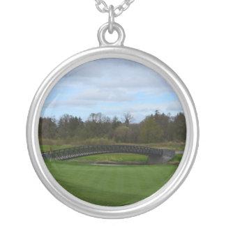Golf Course Bridge Pendants