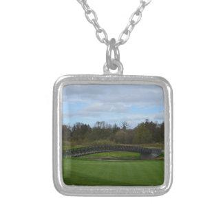 Golf Course Bridge Necklace