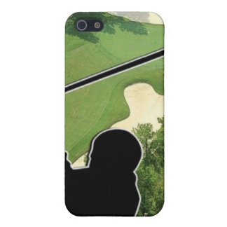 Golf Course Case For iPhone SE/5/5s