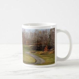 Golf Course Coffee Mug