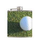 Golf Course Designs Flasks