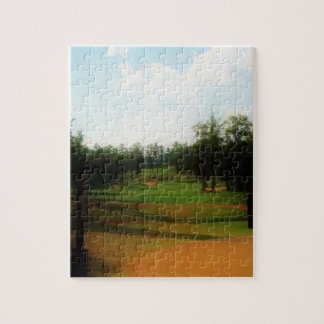 Golf Course II Jigsaw Puzzle