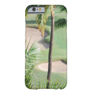 Golf Course in Tropics Barely There iPhone 6 Case