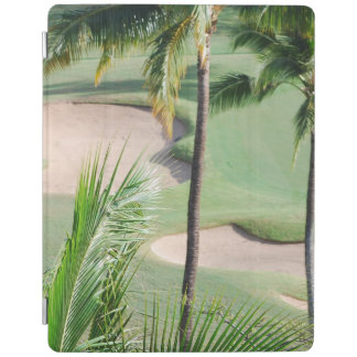 Golf Course in Tropics iPad Cover