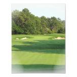 Golf Course Invitation
