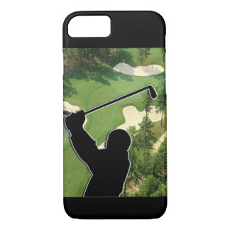 Golf Course iPhone 7 Case
