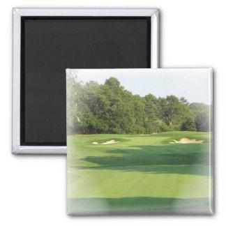 Golf Course Magnet