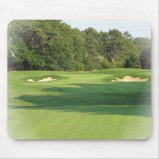 Golf Course Mouse Pad