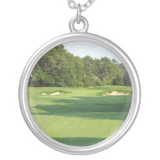 Golf Course Necklace