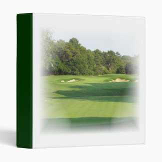 Golf Course on a Binder