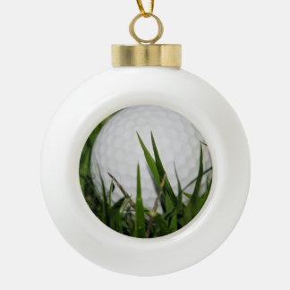 Golf Course Ornament