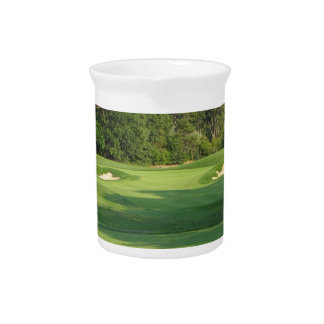 Golf Course Pitcher