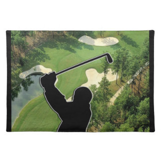 Golf Course Placemat