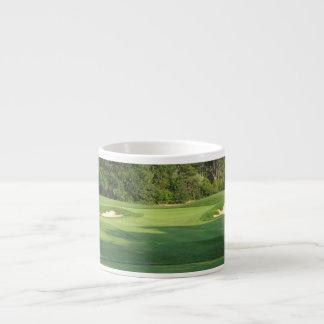 Golf Course Specialty Mug Espresso Mug