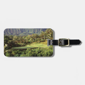 Golf Course Tag For Luggage