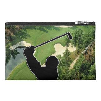 Golf Course Travel Accessory Bag