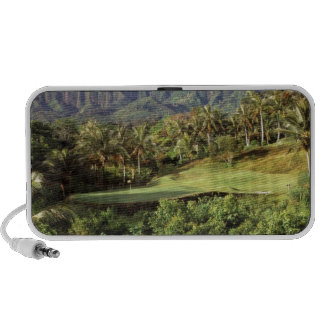 Golf Course Travelling Speaker