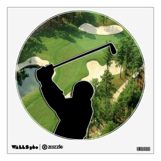 Golf Course Wall Skins