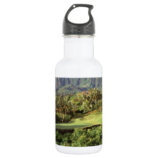 Golf Course Water Bottle