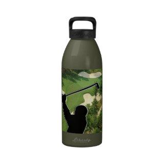 Golf Course Reusable Water Bottles